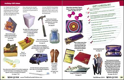 wise guide gift guide