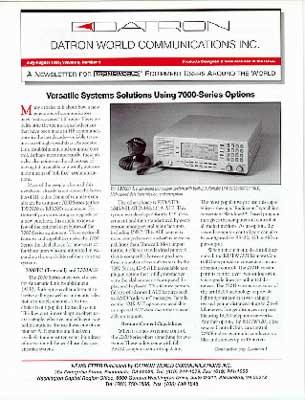 DWC Newsletter