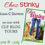 Blog tour Chez Stinky: June 9 – July 7