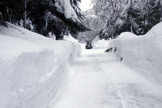How Much Snow Is Quot A Lot Quot In Idaho Susan C Daffron